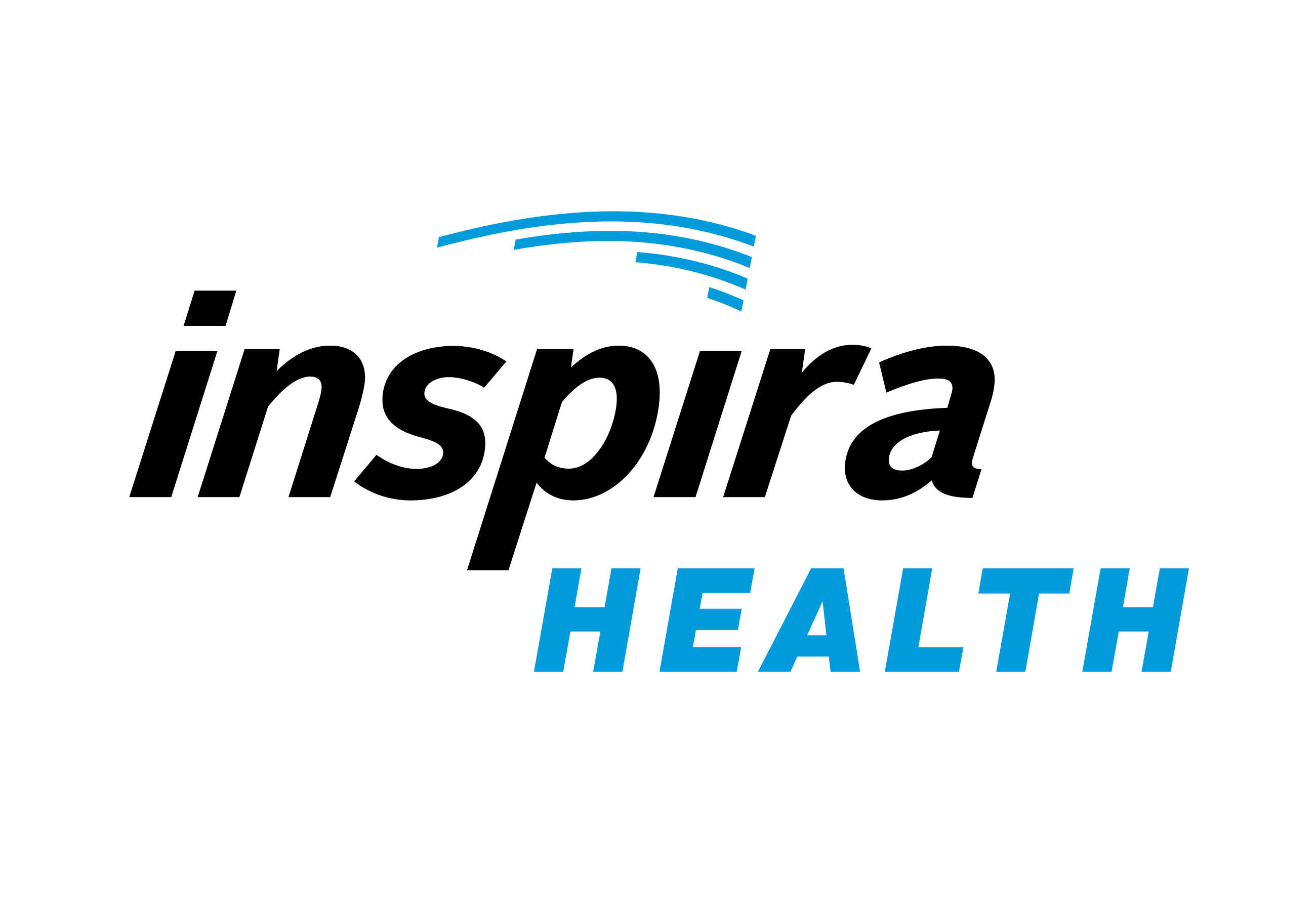 Inspira Health Logo_Vertical Treatment_Process Black and Process Blue C